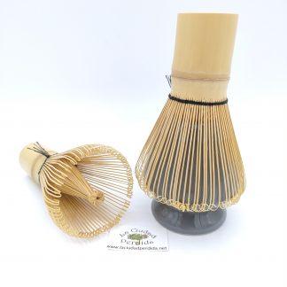 Comprar batidor de bambu matcha en oviedo