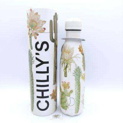 Comprar botella chillys cactus oviedo
