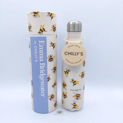 Comprar botella chillys abejas oviedo