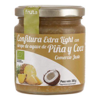 confitura piña coco light