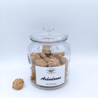 comprar galletas artesanas con arándanos en Oviedo