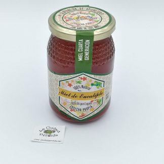 comprar miel de eucalipto en oviedo