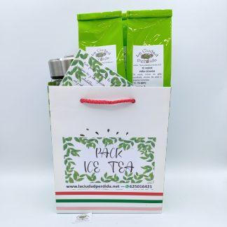 Comprar pack ice tea