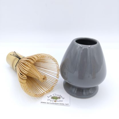 Comprar soporte batidor Bambu matcha en oviedo