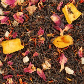 Comprar té rojo mango y rosas en Oviedo