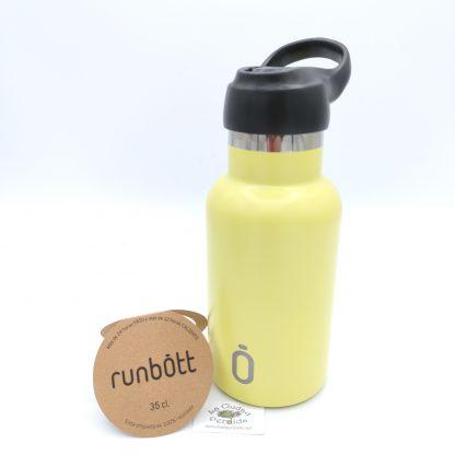 comprar botella pajita niños amarillo en oviedo