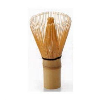 Batidor bambú para té matcha