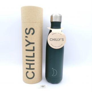 Comprar botella chillys verde oviedo