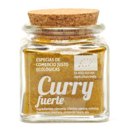 curry-fuerte