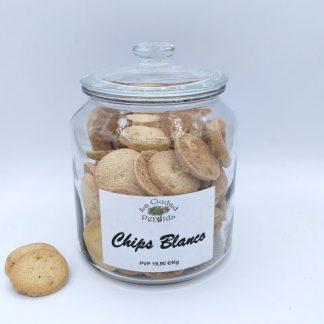 comprar galletas artesanas con chips de chocolate blanco en oviedo