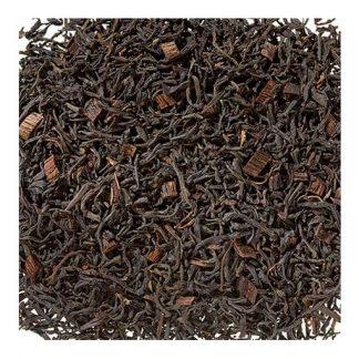 Té negro aromatizado con vainilla superior