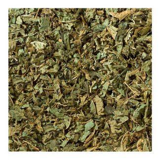 Infusión herbal hierba luisa