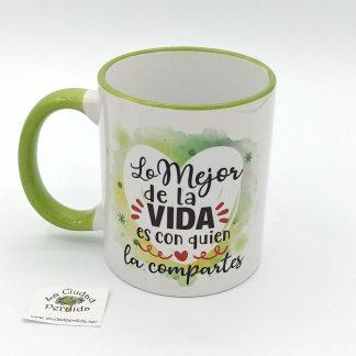 comprar taza lo mejor de la vida en oviedo