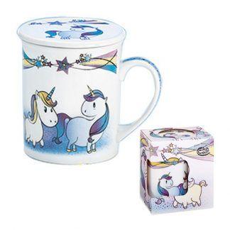 comprar taza de te unicornio oviedo