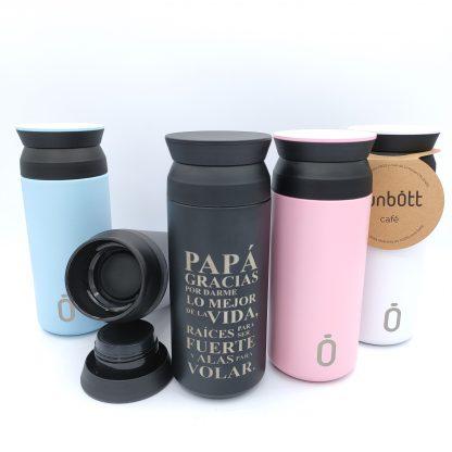 Comprar tazas térmicas cafe en oviedo