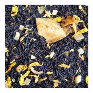 Té negro aromatizado con mango