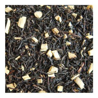 Té negro aromatizado con regaliz